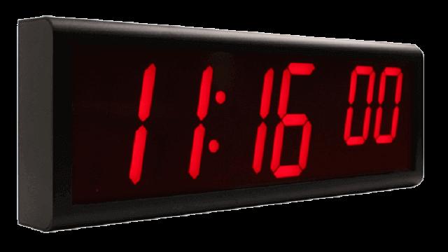 Jam Dinding Digital NTP